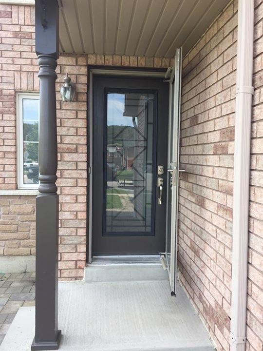 Century-Wrought-Iron-Glass-Door-Inserts-Wasaga-Beach-Ontario