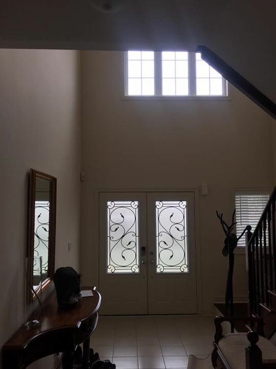 Flamingo-Bay-Wrought-Iron-Glass-Door-Inserts-Sutton-Ontario