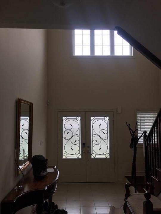Flamingo-Bay-Wrought-Iron-Glass-Door-Inserts-Sutton-Ontario