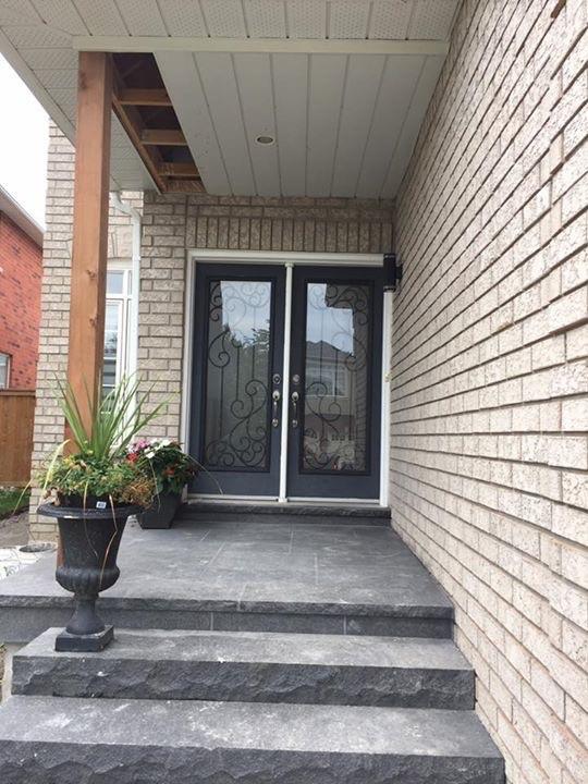 Gateway-Wrought-Iron-Glass-Door-Inserts-Markham