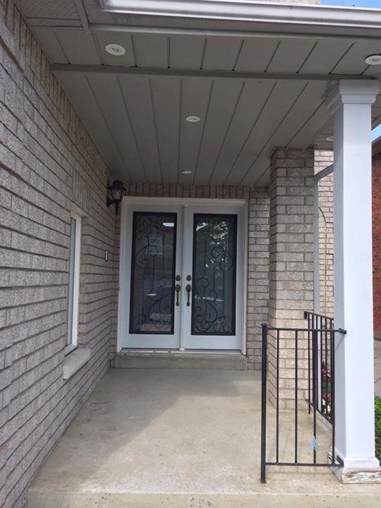 Gateway-Wrought-Iron-Glass-Door-Inserts-Vaughan-Ontario