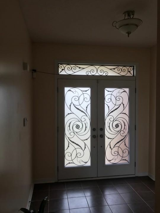 Port-Union-Wrought-Iron-Glass-Door-Inserts-Georgetown-Ontario