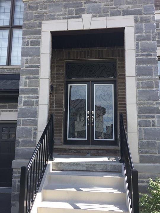 Port-Union-Wrought-Iron-Glass-Door-Inserts-Innisfil-ontario