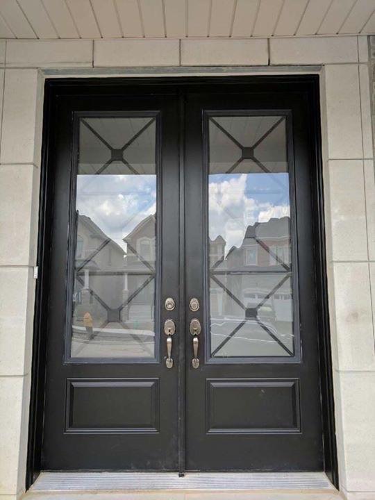 x-design-wrought-iron-glass-door-inserts-installtion-orangeville-on