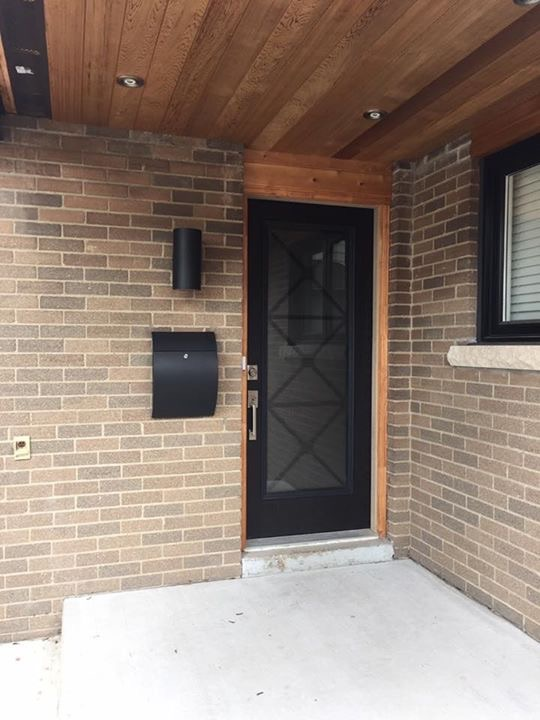 x-design-wrought-iron-glass-door-inserts-installtion-in-pickering-on