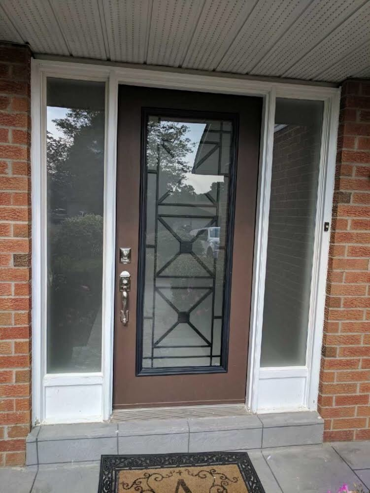 Century-Wrought-Iron-Glass-Door-Inserts-Pickering-Ontario