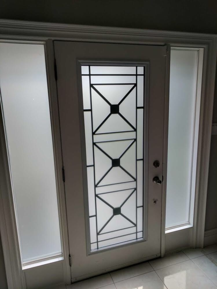 Century-Wrought-Iron-Glass-Door-Inserts-Ajax-Ontario