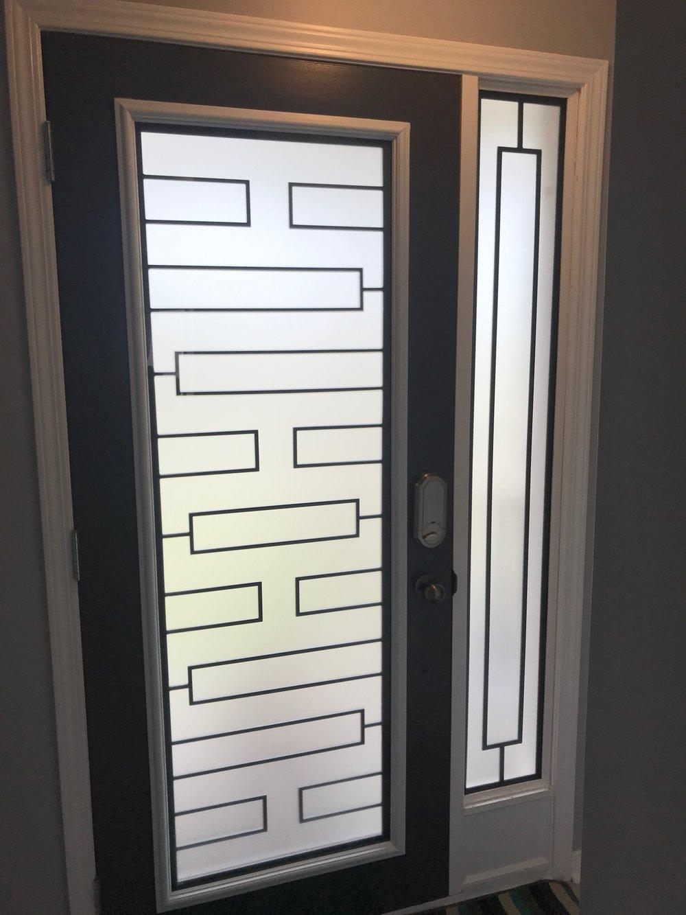 Zen-Wrought-iron-Glass-Door-Inserts-Vaughan-Ontario