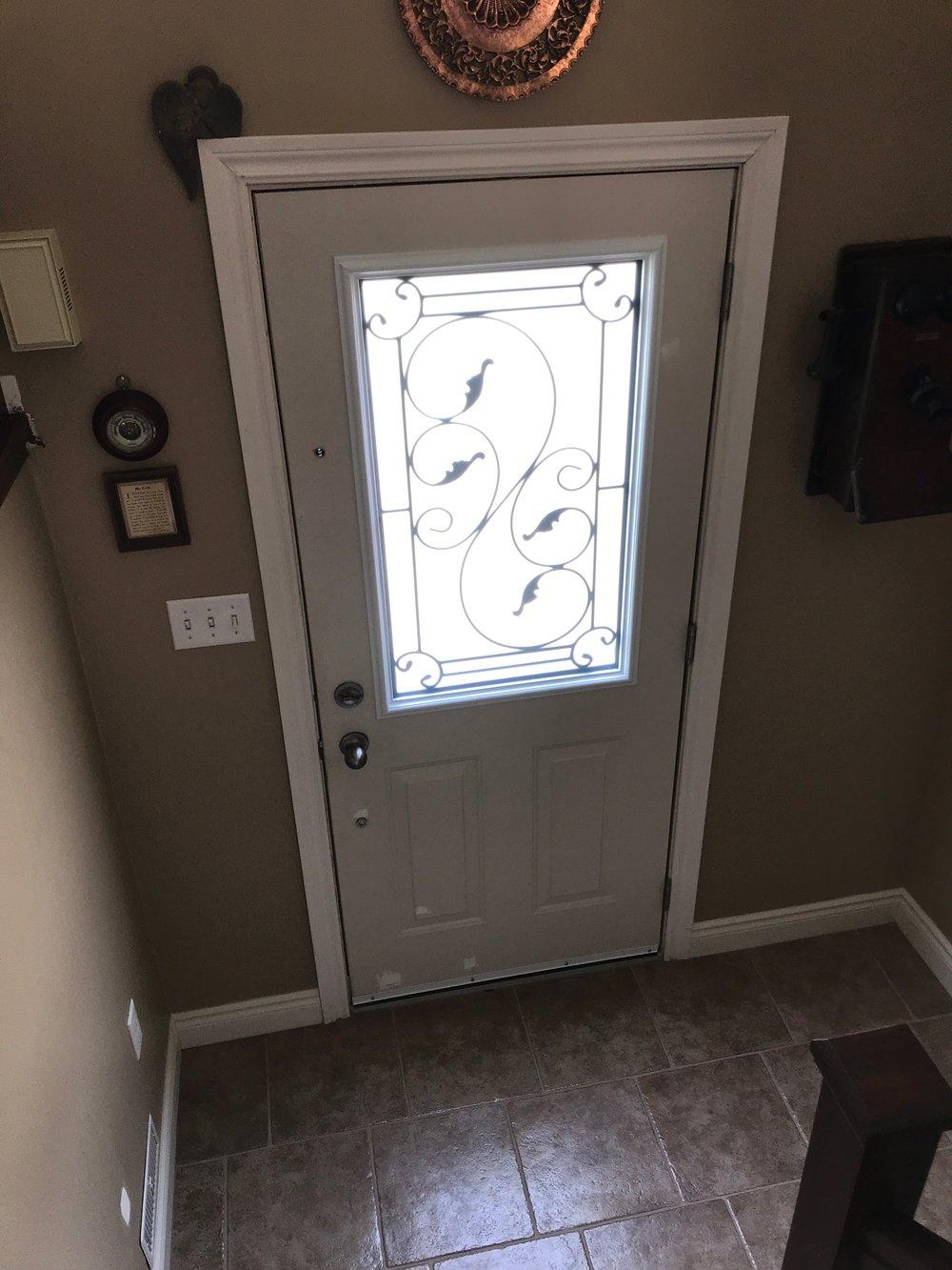 Flamingo-Bay-Wrought-Iron-Glass-Door-Inserts-Burlington-Ontario
