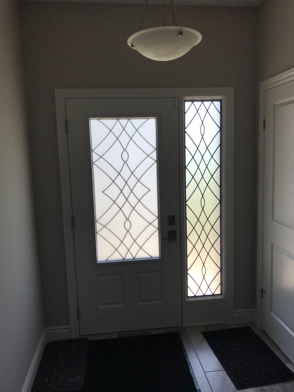 Oakridge-Wrought-Iron-Glass-Door-Inserts-Newcastle-Ontario