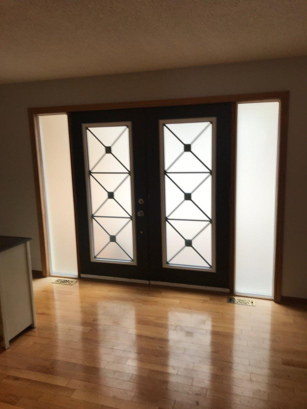 X-Design-Wrought-Iron-Glass-Door-Inserts-Sutton-Ontario