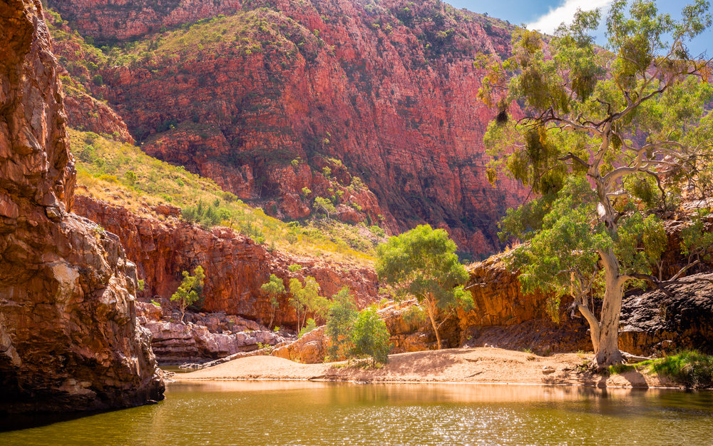 -Ormiston Gorge, Tjoritja / West MacDonnell National Park NT-  Michelle Lake ©