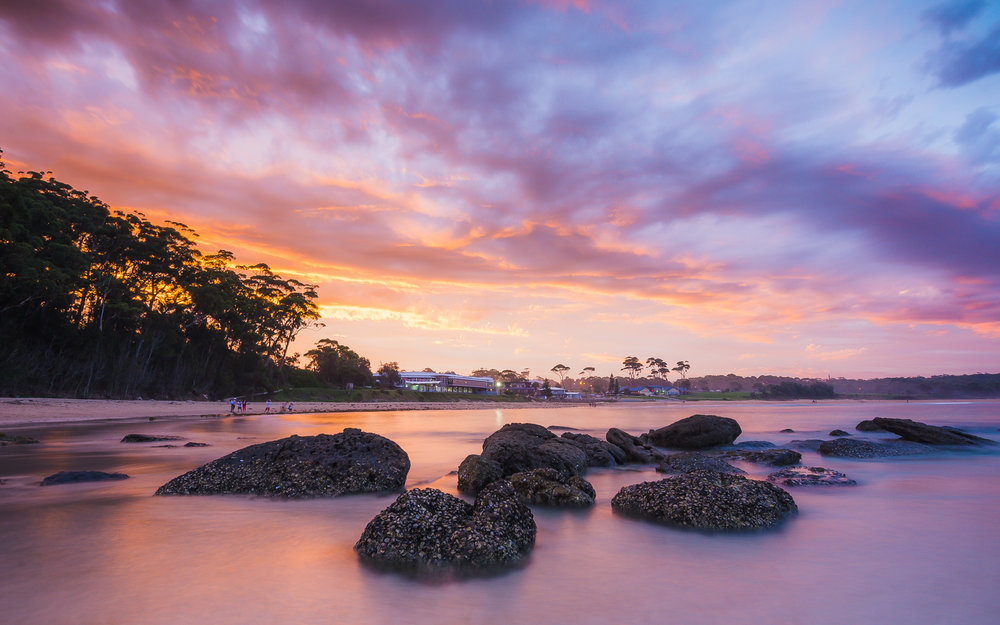 -Mollymook Beach-  Michelle Lake ©