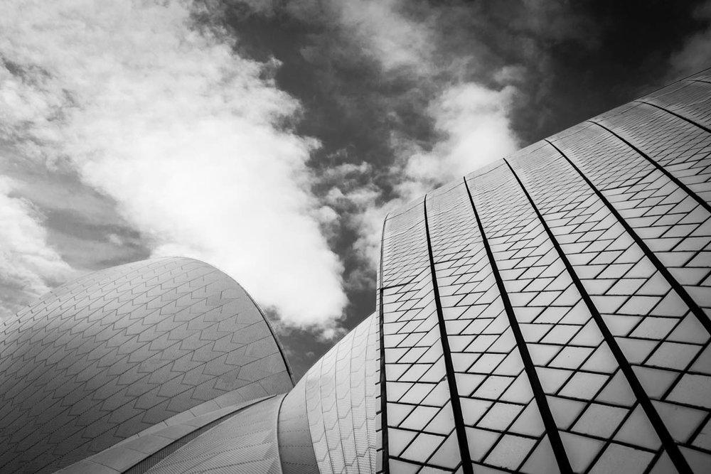 -Sydney Opera House-  Michelle Lake ©