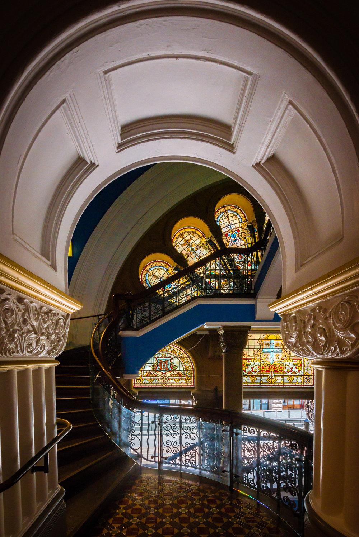 -Queen Victoria Building-  Michelle Lake ©