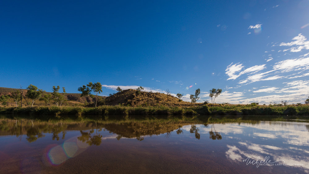 The Finke River