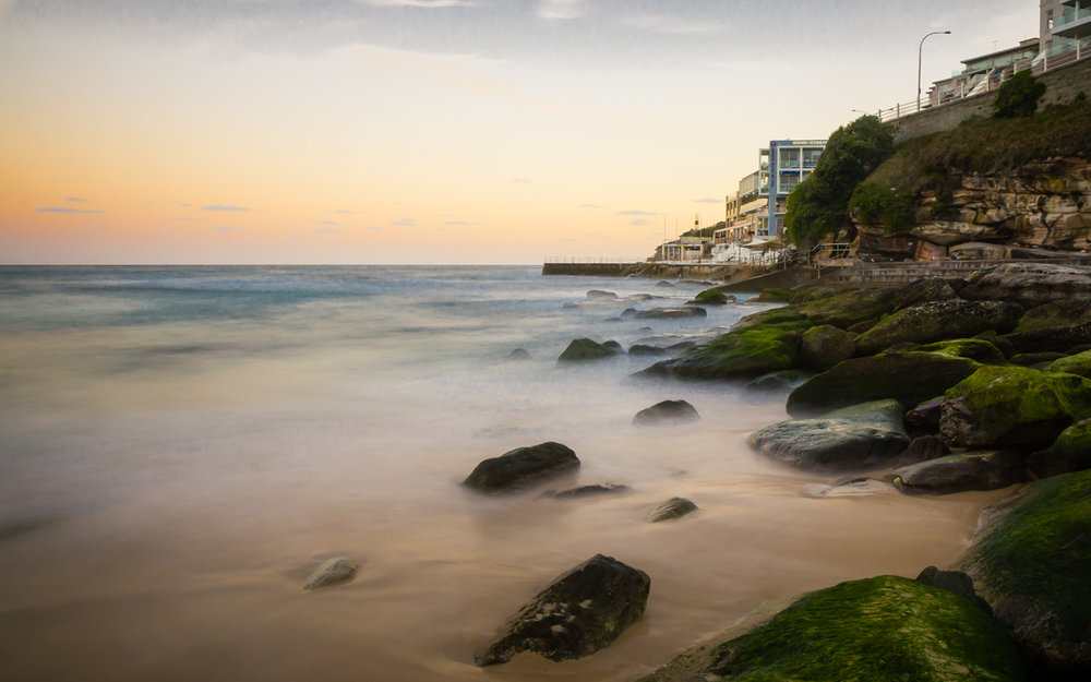 -South Bondi & Bondi Icebergs-  Michelle Lake ©