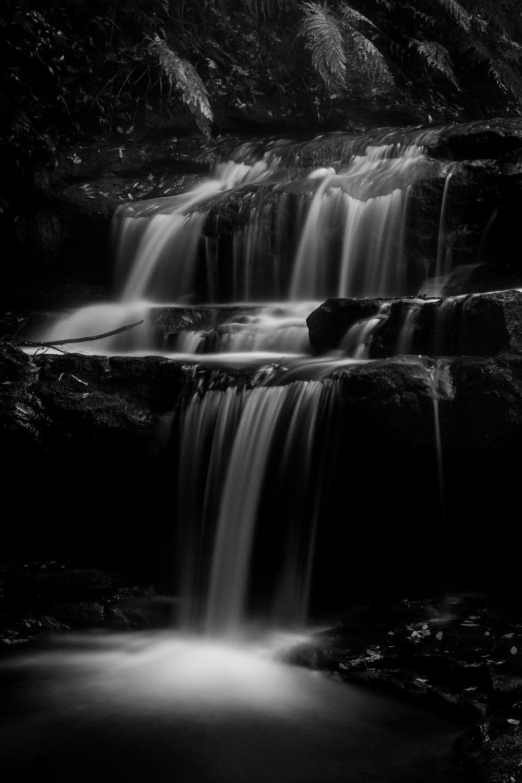 - Blue Mountains -   Michelle Lake ©