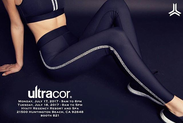 💎ULTRACOR💎 at #activecollective #tradeshow at Huntington beach 17-18 of July. #Ultracor #swarovski #booth821