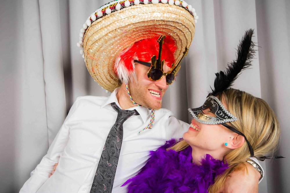 WENDY &  DANPHOTO BOOTH -