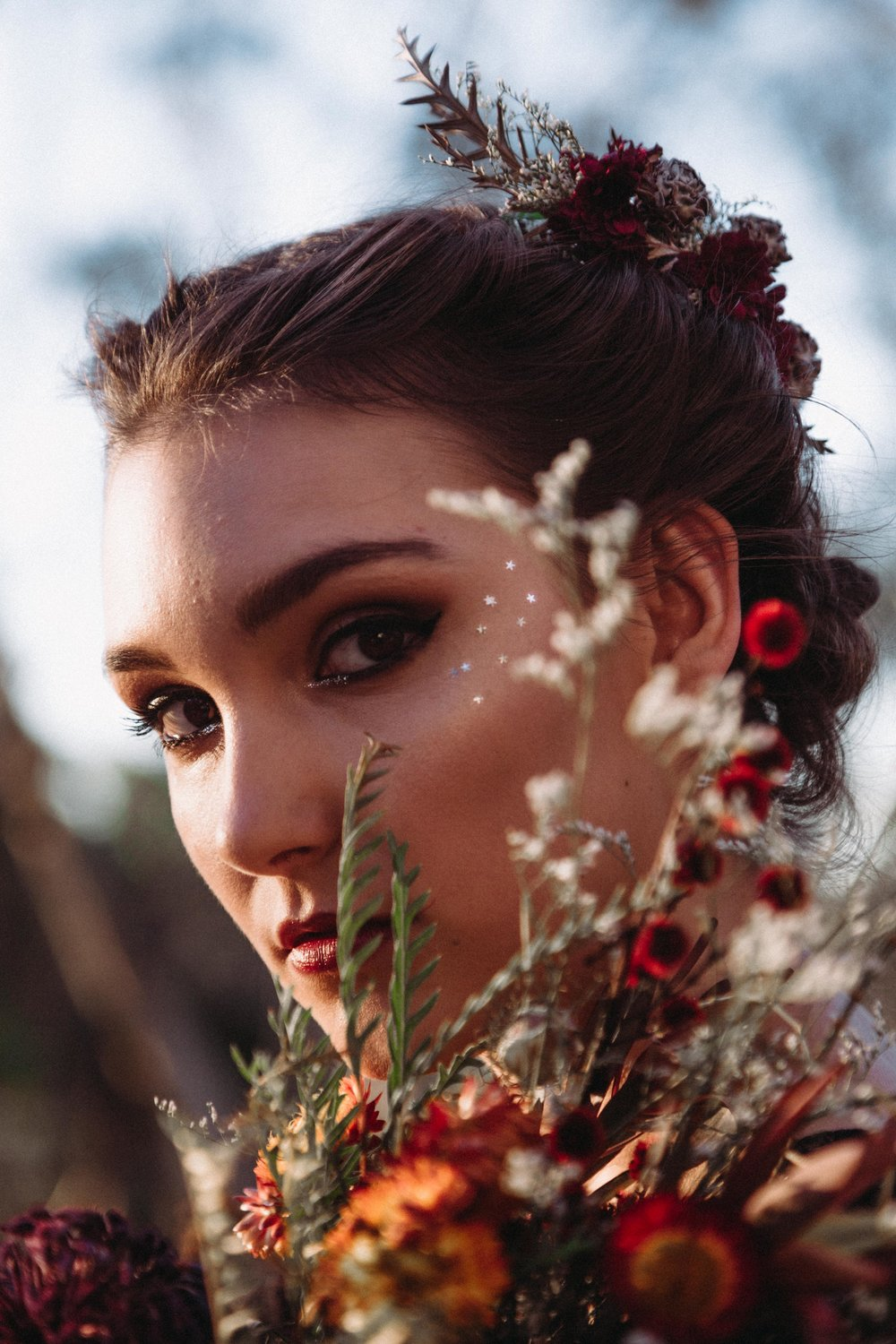 Wildflowers, editorial