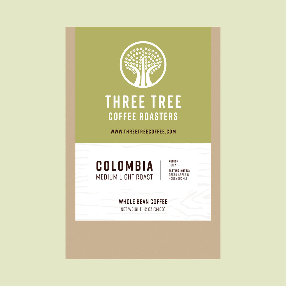 Front of the new fair trade label.