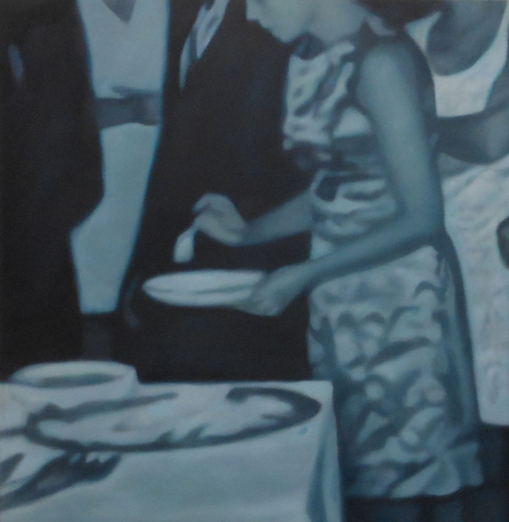 Wanderers, 1960s (detail). 2012. Oil on canvas.jpg.jpeg