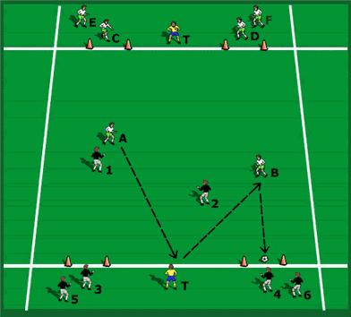 2v2 target game 2
