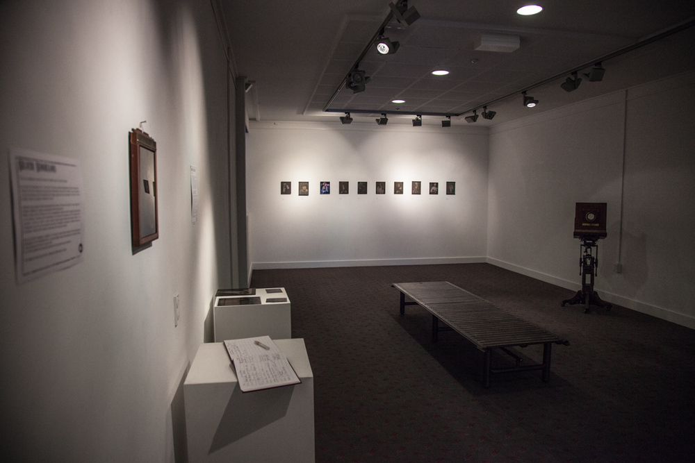 Wallace Gallery exhibition