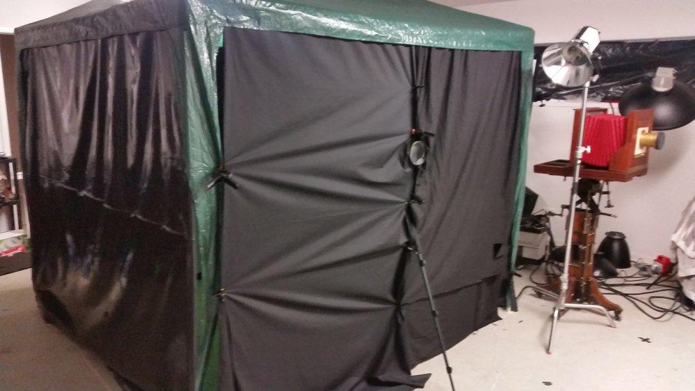 'Tentcam'