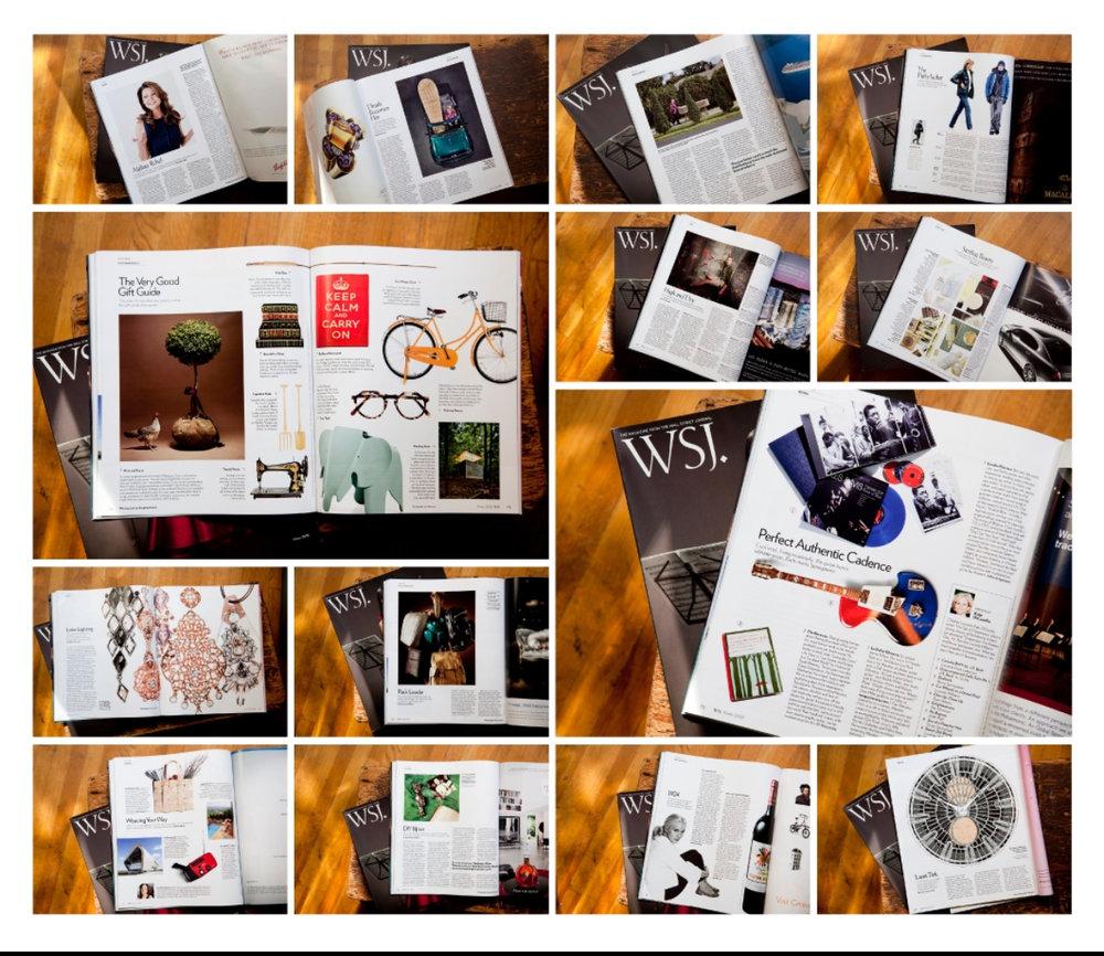 Yuri's work for the the Wall Street Journal (WSJ) Magazine. Photo: Yuri Angela Chung