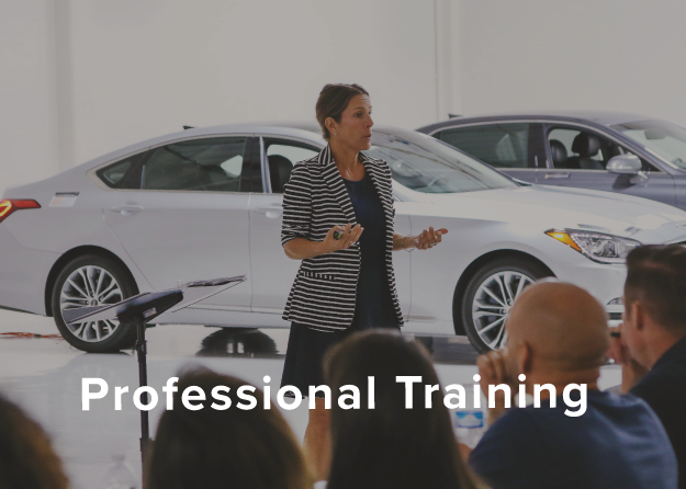 Professional Training Los Angeles