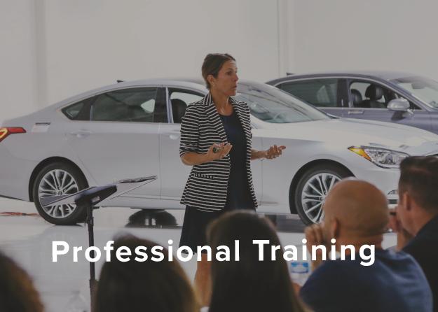 Professional Training Los Angeles