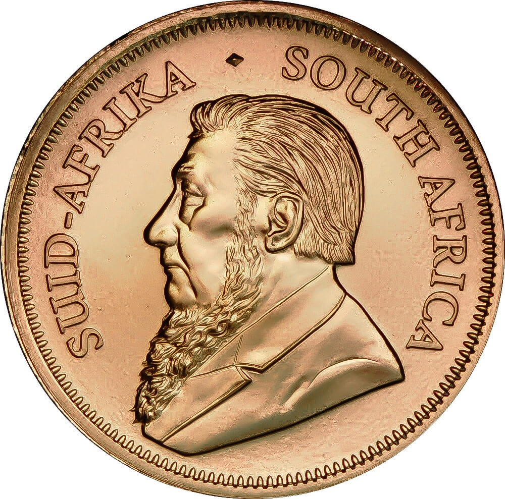South African Gold Krugerrand