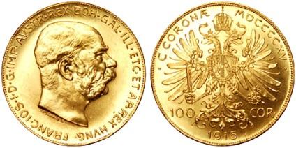 Austrian Gold Corona