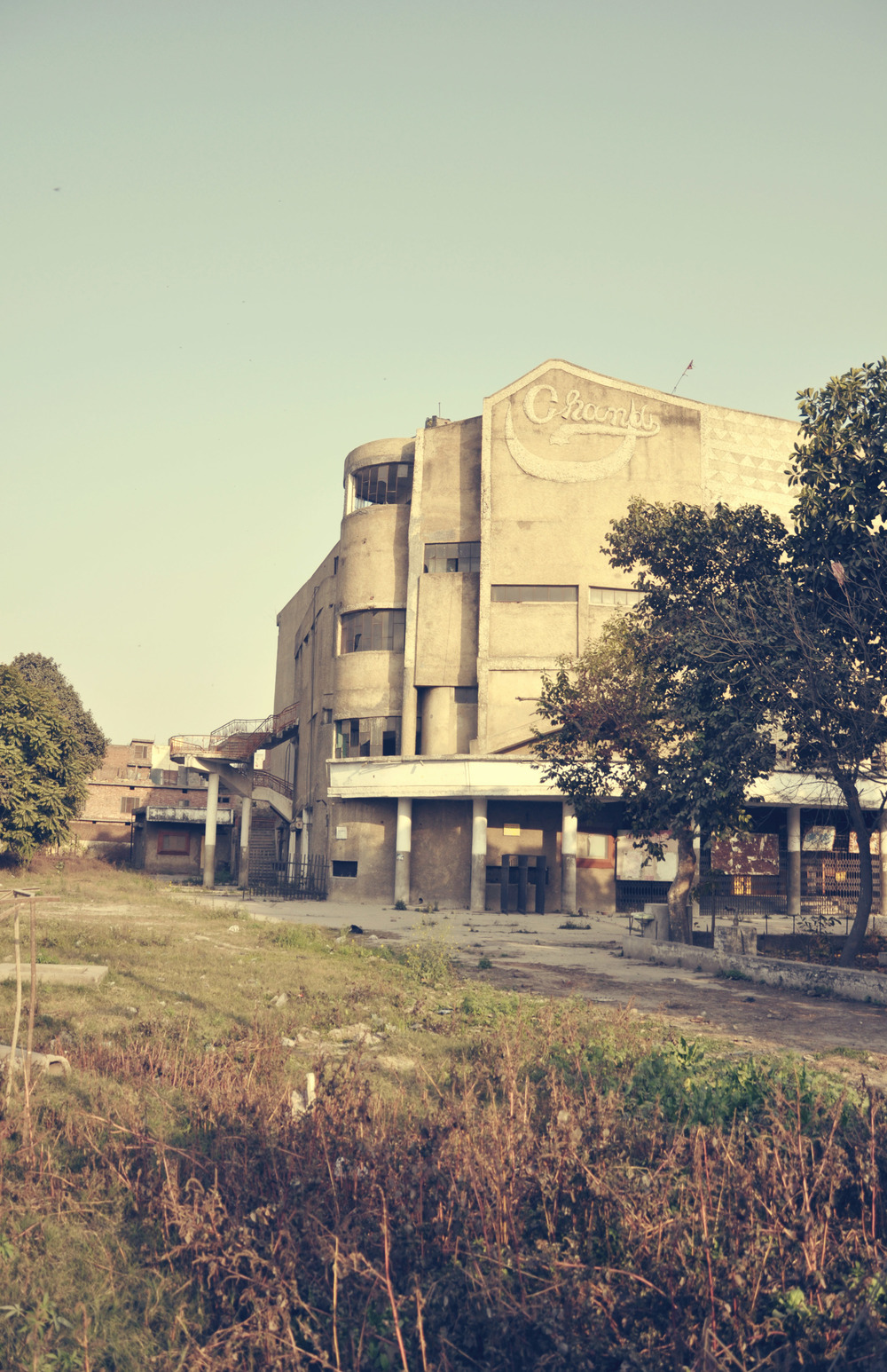 Chand cinema, Ludhiana-Jalandhar Highway
