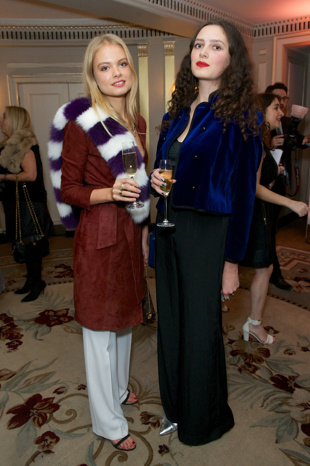 Walpole British Luxury Awards - Charlie Newman and Rosalind Jana.jpg