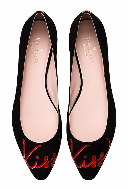 Emmie flats by Kate Spade