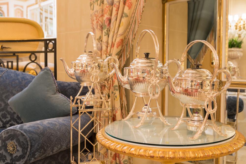 The Ritz Epicurean Afternoon Tea