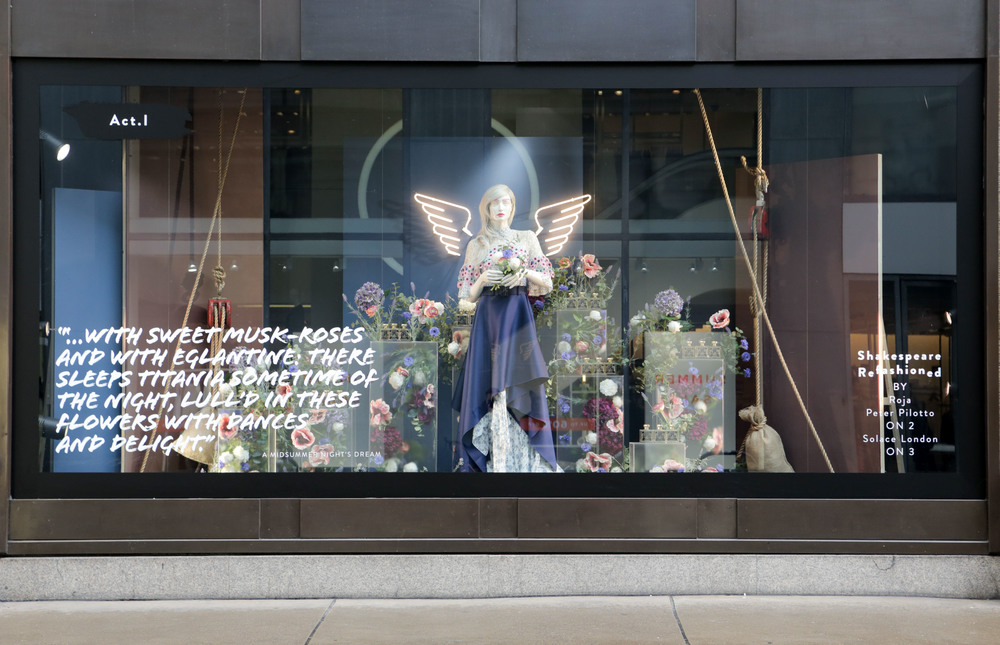 Selfridges launches Shakespeare reFASHIONed_A Midsummer Night's Dream wi....jpg