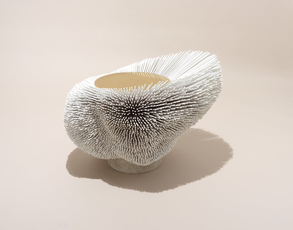 Credit: Sea Anemones Installation – White by Pia Maria Raeder, couresty of Galerie BSL