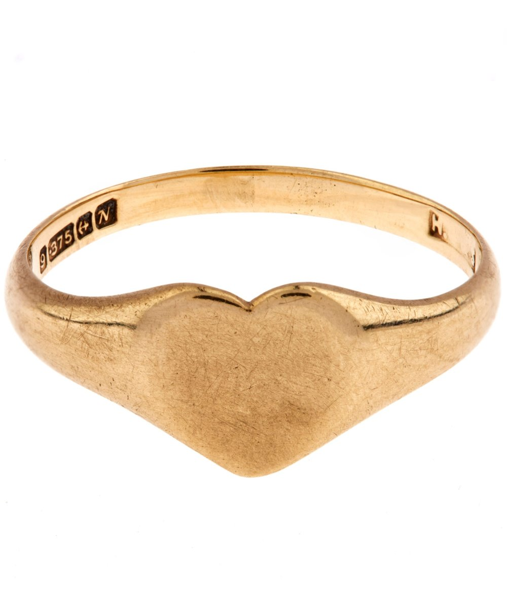 Annina Vogel signet ring – £550 from Liberty