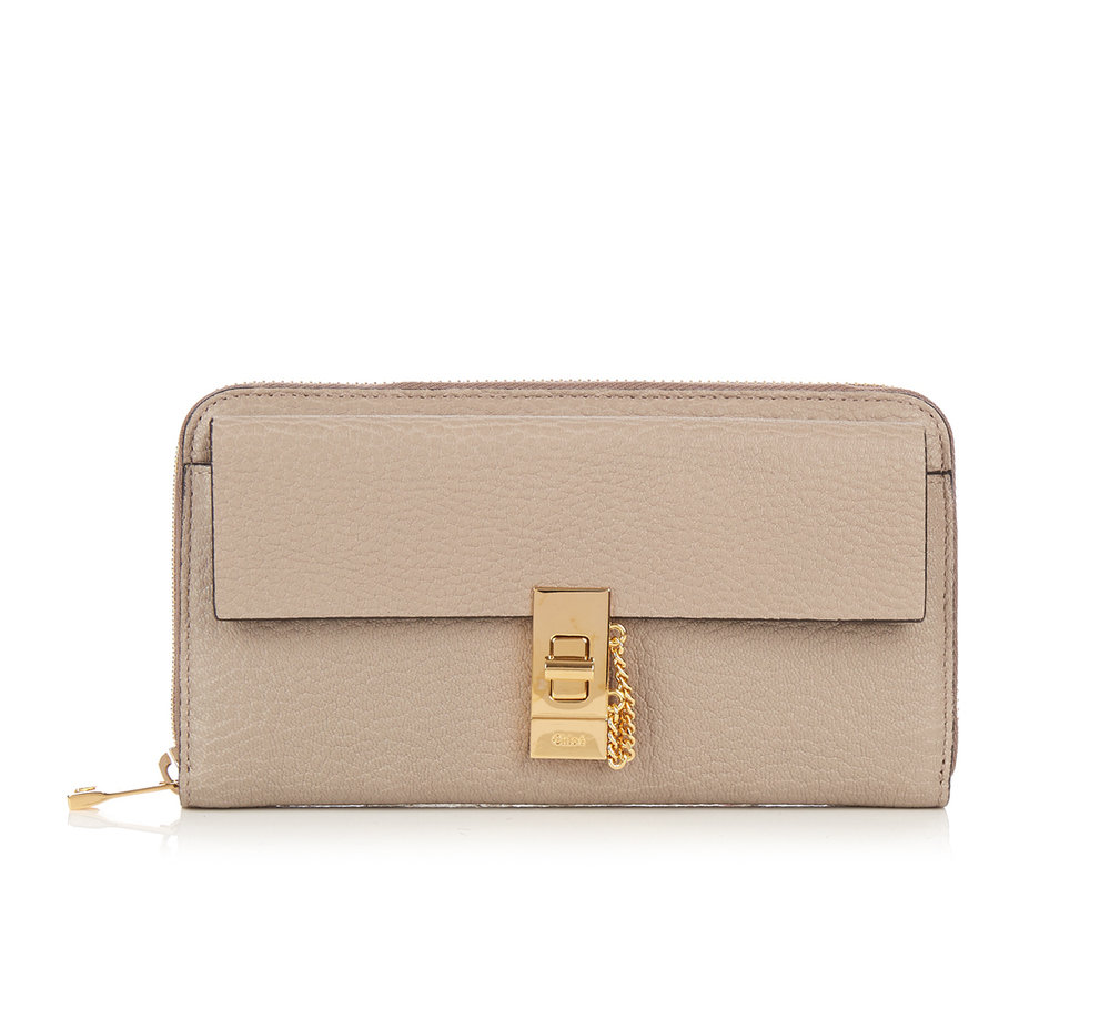 Chloé wallet – £350 from Matches