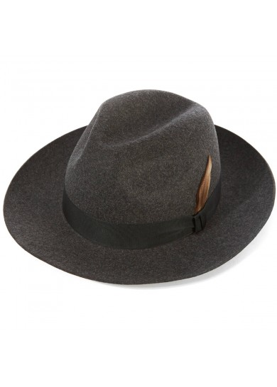 Christys hat – £70 from Harvey Nichols
