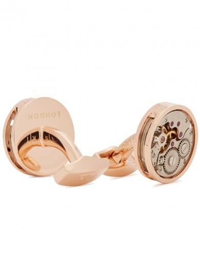 Tateossian cufflinks – £175 from Harvey Nichols