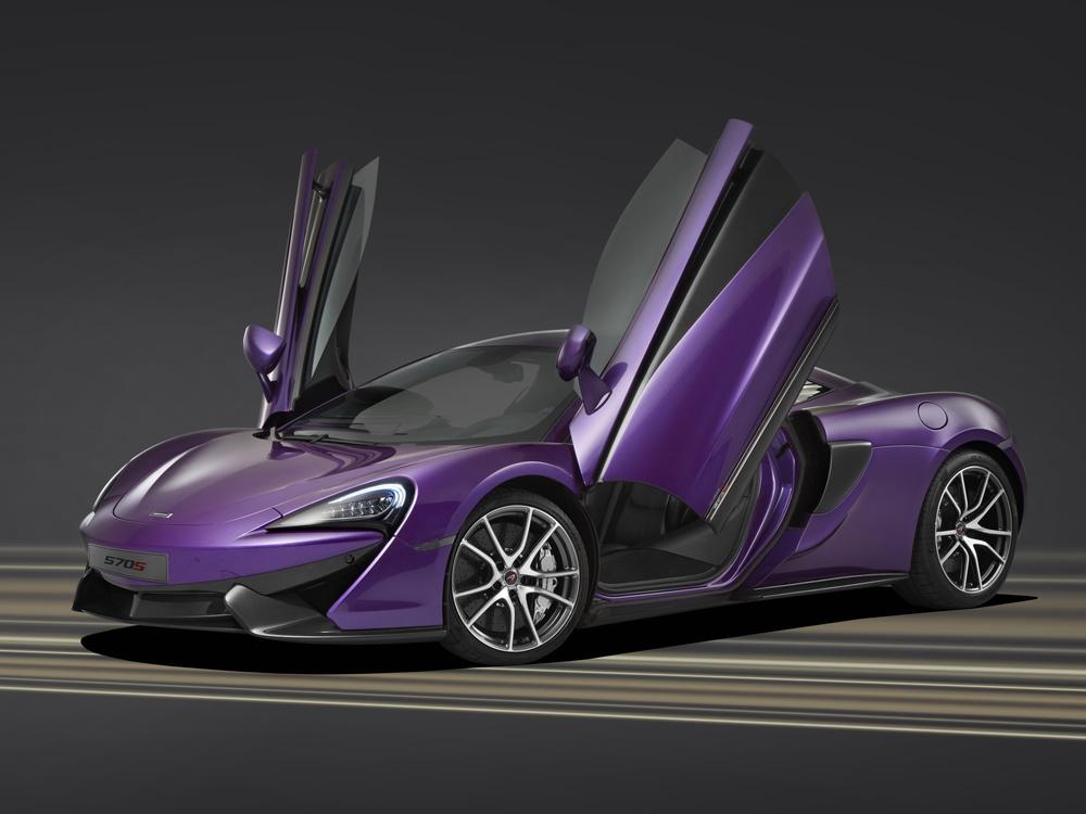 Unique McLaren 570S