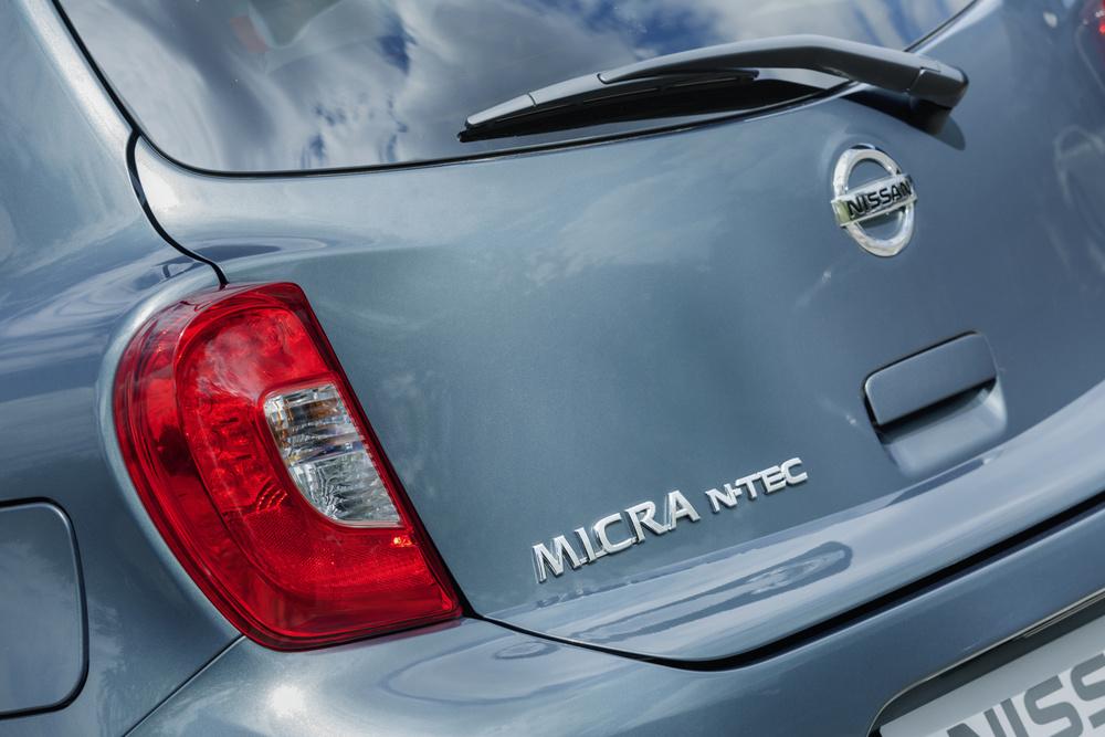 Nissan N-TEC Micra