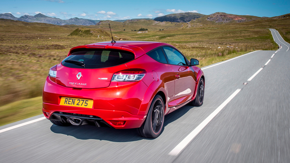 Megane Renaultsport 275 Cup-S