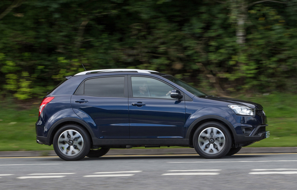 Ssangyong Korando gets power hike for 2016