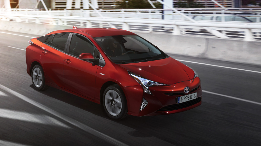 Toyota unveils all-new Prius